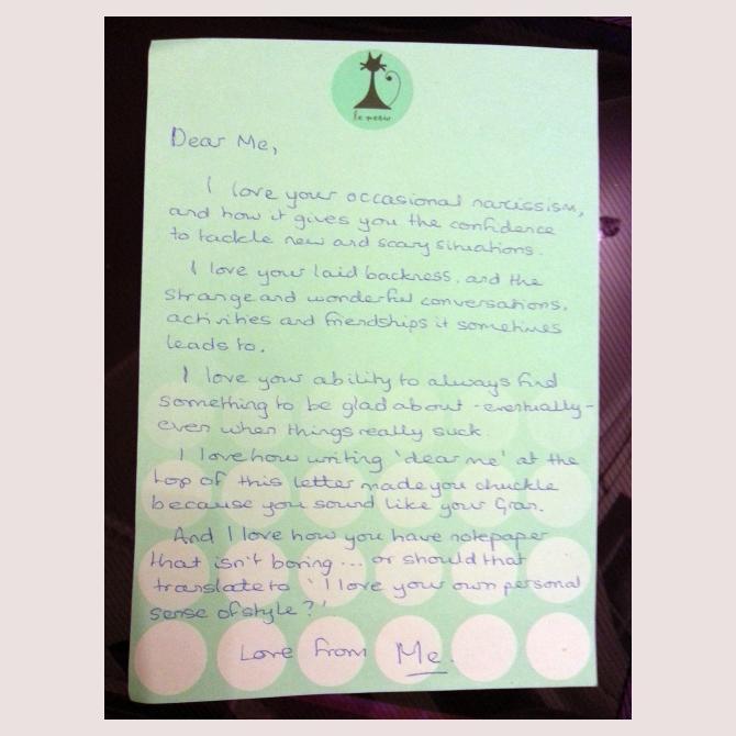 Mummygadgetgeek's Love Letter