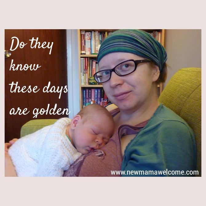 cathredfern's New Mama Mantra