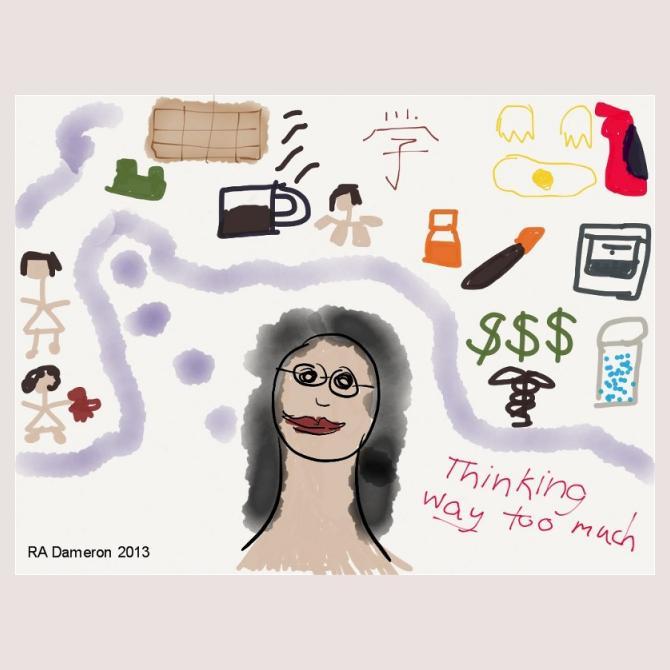 LadyRainbow's Noodle Doodle