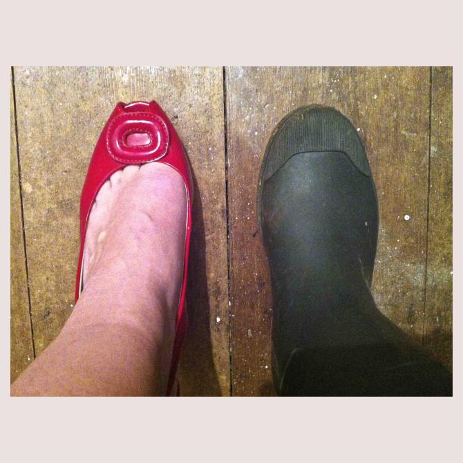 My Best Feet by Pippa