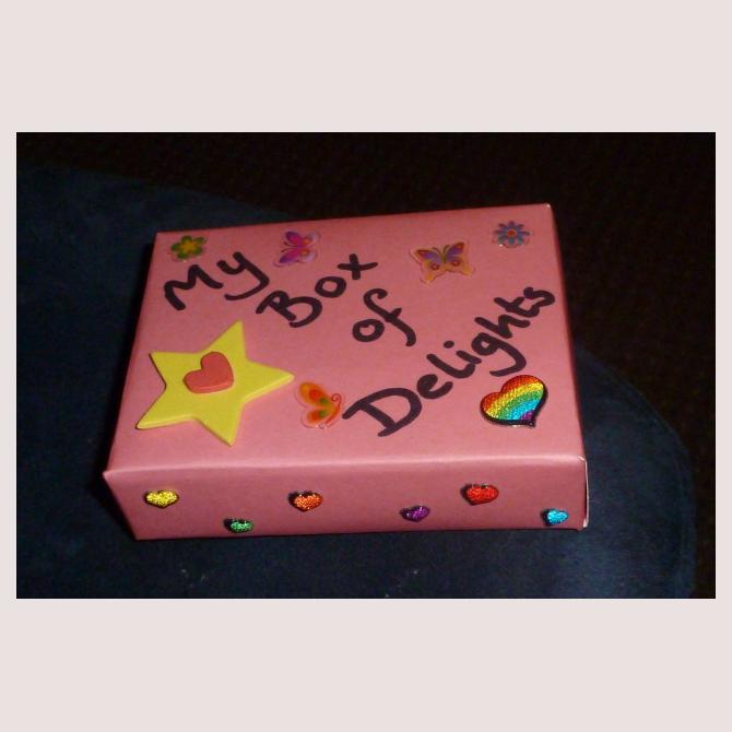 Kat A Pillar's Box of Compliments
