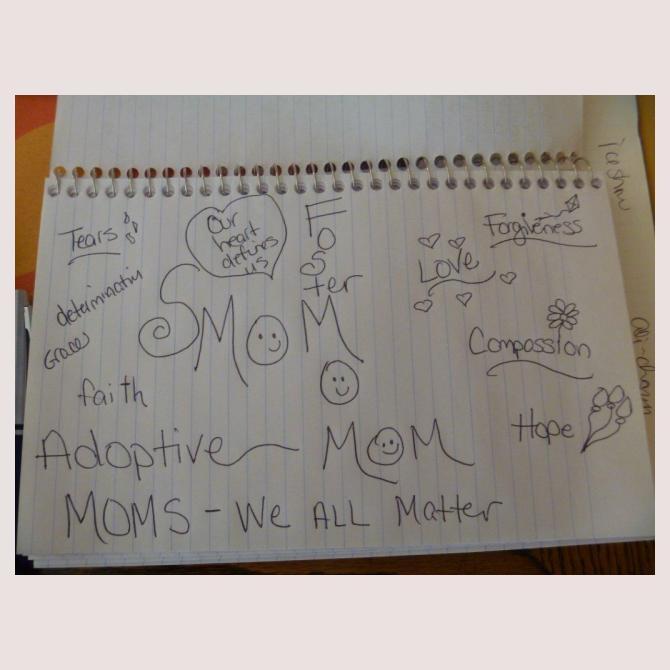 CafeSmom's Noodle Doodle