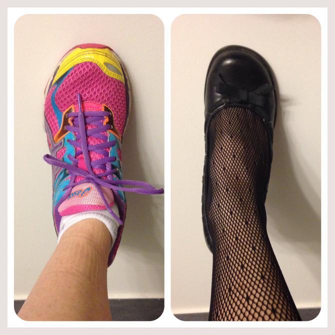 My Best Feet by hisveganmama