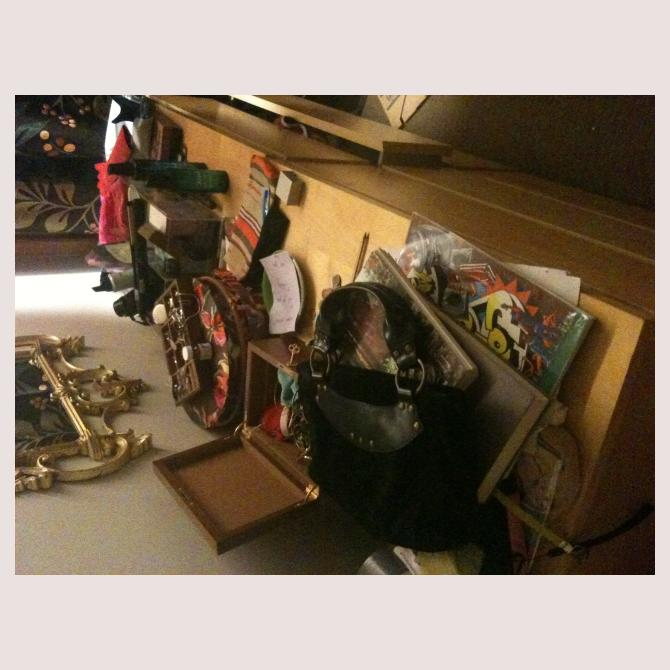 Aggghh - my dressing table!