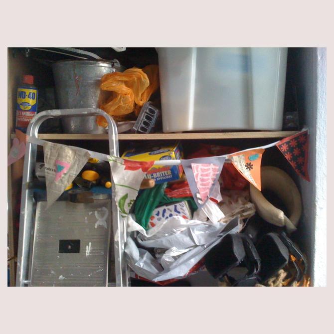 Buntified Tool Storage