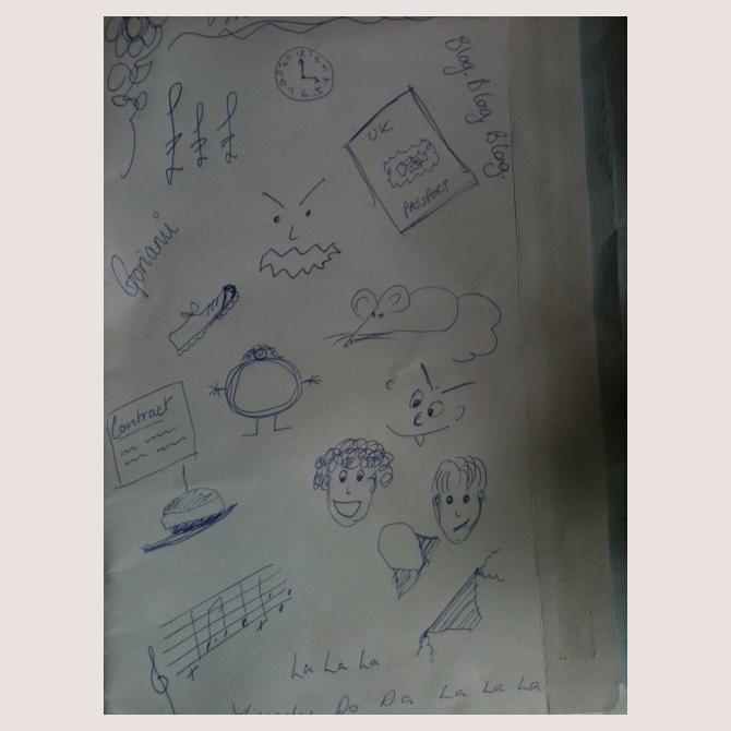 Mrs Goriami's Noodle Doodle