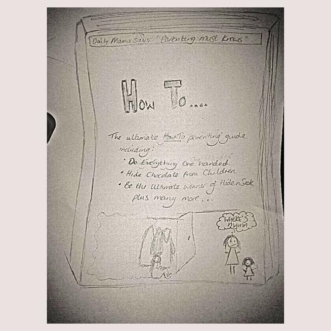 SAHMBlogger's Book of Mum