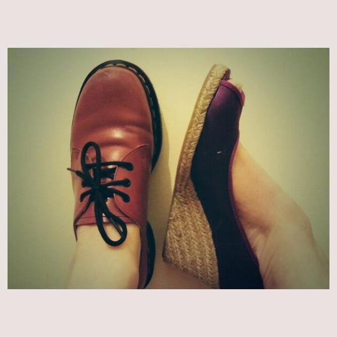 My Best Feet by purpleamy