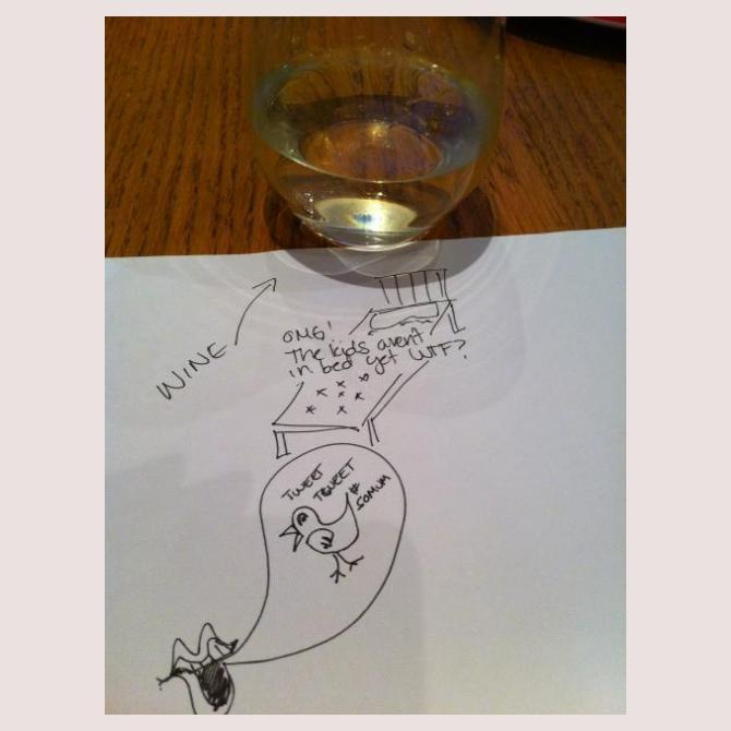 TransatlanticMom's Noodle Doodle