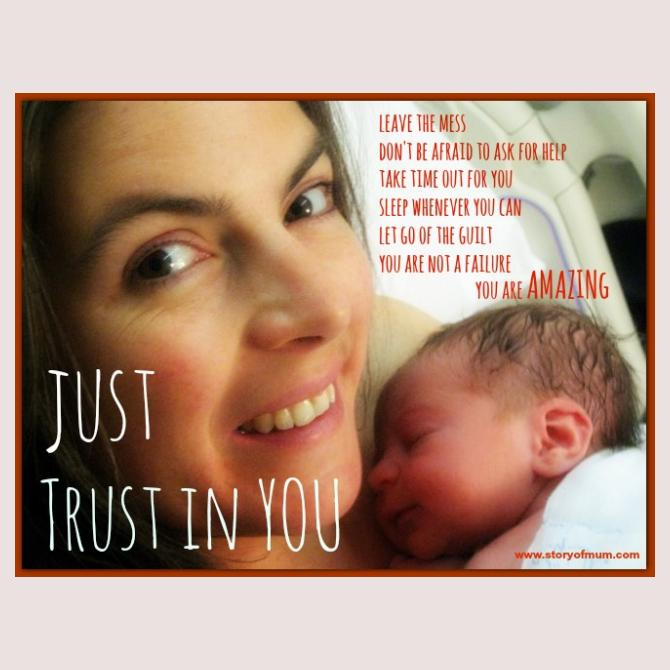 Pippa's New Mama Mantra