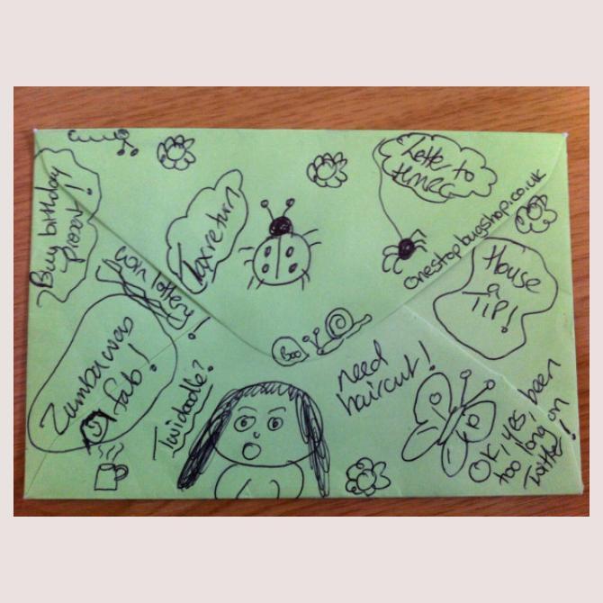 Onestopbugshop's Noodle Doodle