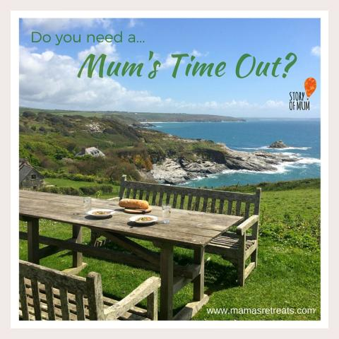 Join a Mamas' Retreat with Story of Mum at Prussia Cove
