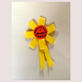 Persistence and Bravery Award
