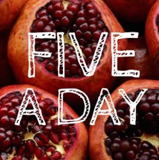 Five a day: five minutes of nutritious mama inspiration from Story of Mum every day to stay strong, healthy and full of goodness