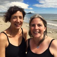 Day retreat for women in Cornwall, with Pippa and Leif
