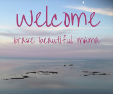 Welcome to Mamas' Everyday Retreat, a private facebook group to support mothers from story of mum