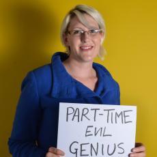 Part-time Evil Genius