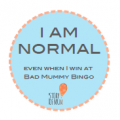 Bad Mummy Bingo