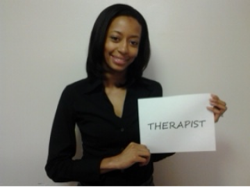 I'm a M.O.M. and a... therapist