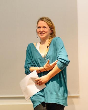 Hollie McNish reinvents your mum poem