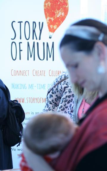 Story of Mum Exhibition Launch!