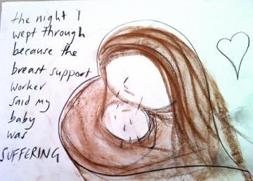 My Mum Story: The Big Draw